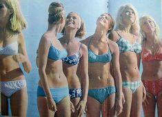 60-s bikinis