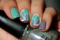Vicerimus: Fridails: Inspired by Supernatural Supernatural Nails, Konad Stamping, Fairy Wings, Hair And Nails, Nailart, Hair Beauty, Nail Polish, My Love, Makeup