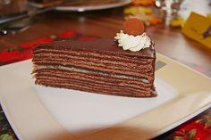 Prinz von Zamunda - Torte, ein sehr schönes Rezept aus der Kategorie Geheimrezepte. Bewertungen: 170. Durchschnitt: Ø 4,4.