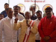 Participated as chief guest at prize disruption of National level Atya Patya Championship organized by Telangana state Atya patya association at Lal Bahadur Stadium, Hyderabad.