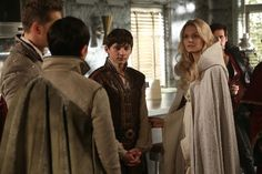 BuddyTV Slideshow   'Once Upon a Time' Episode 5.5 Photos: Emma and Regina Race to Free Merlin