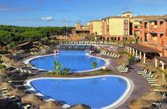 Hotel Barcelo Punta Umbria Beach Resort en Punta Umbria (Huelva).