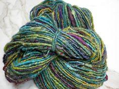Mixed fibre batt, corepsun
