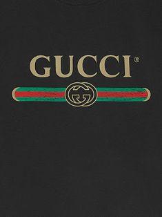 b6dbebdb75a Gucci Washed T-shirt With Gucci Logo - Farfetch