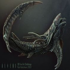 The Xenomorph is a versatile and deadly organism. It spawns from a wide array of hosts and acquires unique traits from that host to better adapt to its surroundings. In film, we...