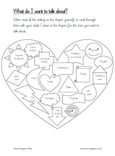 Starfish Breathing Freebie Worksheet (School Counseling