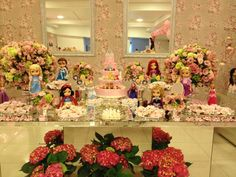 Festa de Princesas Princess Party