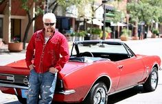 Fans of Guy Fieri: TO OWN THIS CAR!!!!!