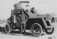Studebaker armoured car