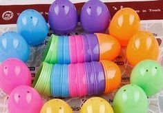 12pcslot 6cm4cm endurable plastic decoration easter egg baby toys - http://www.babydecorations.net/12pcslot-6cm4cm-endurable-plastic-decoration-easter-egg-baby-toys/