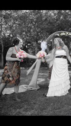 Mossy Oak camo wedding Keywords: #weddings #jevelweddingplanning Follow Us: www.jevelweddingplanning.com  www.facebook.com/jevelweddingplanning/
