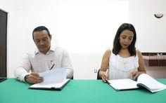 Periodismo sin Censura: ICATQR y CEAVEQROO firman convenio en beneficio de...