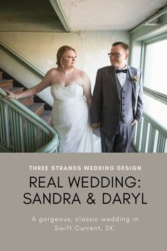 Real Wedding in Swift Current, SK. Check out this gorgeous October wedding in the historical First United Church. October Wedding, Wedding Vendors, Strands, Wedding Designs, Swift, Getting Married, Real Weddings, Perfect Fit, One Shoulder Wedding Dress