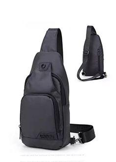 #DoubleVillages #Schultertasche #Brusttasche #Sling #Bag #Messenger…