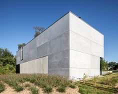 Tim Van de Velde Photography concrete american house