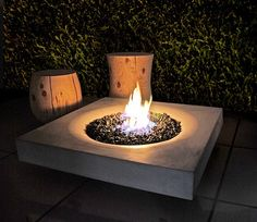 Fire pit which should be fairly easy to construct
