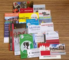 Informationpack 'get to know Amsterdam'