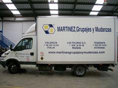 | MUDANZAS MARTÍNEZ | Transportes internacionales a Argentina |