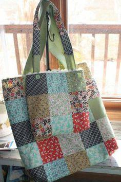 Mish Mash: My Sewing Bags