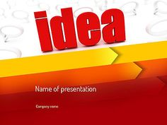 http://www.pptstar.com/powerpoint/template/idea-with-arrows/ Idea with Arrows Presentation Template