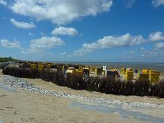 Allemagne (ex-RFA) - Cuxhaven - La Mer du Nord
