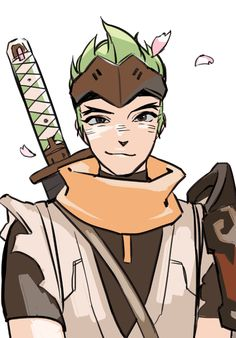 Greetings! My name is Genji Shimada (Shimada Genji is also fine.). I'm a member of the world wide protection program, Overwatch. My brother is Hanzo Shimada, but we don't get along as well as I'd hope to. I would like to think that we can all get along, though! (I'm going to alternate between Cyborg Genji and young/Human Genji.)