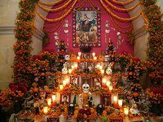 altares de muertos originales - Buscar con Google