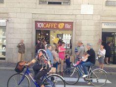 101 Caffè :: Inaugurazione 101CAFFE' Novara
