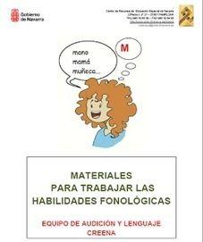 APRENDER Y DIVERTIRSE.... ¡¡TODO EN UNO!!: MATERIALES PARA TRABAJAR LAS HABILIDADES FONOLÓGICAS