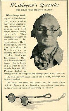 George Washington's Glasses