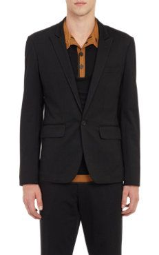 Loewe Ponte One-Button Sportcoat