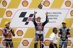 Miguel Oliveira vence Grande Prémio da Malásia