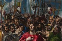El Expoliode Cristo | Es un cuadro pintado por El Greco (Domenikos Theotokopoulos, 1541-1614) para la Sacristía de la Catedral de Toledo. Es un Óleo sobre lienzo y mide 285 centímetros de alto y 173 cm de ancho, fue realizado entre los años 1577 y 1579 y se conserva todavía en la Sacristía de la Catedral de Toledo, España. En 2013 fue restaurado en los talleres delMuseo del Prado, quedando expuesto en la pinacoteca madrileña hasta su devolución a la Catedral de Toledo, que tuvo lugar en…