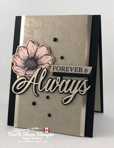 Die Cut Cards, Love Cards, Valentine Day Cards, Valentines, Wedding Anniversary Cards, Stamping Up Cards, Big Flowers, Paper Cards, True Love