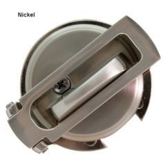 Flip Guard Satin Nickel Lock-Out Anyone in Seconds Bump Key Protection Rapid Installation Security Simplified (Does not Include Deadbolt) Lock-out Anyone in Seconds Bump Key Protection Rapid Installation Security Simplified Home Security Tips, Home Security Systems, House Security, Security Solutions, Security Alarm, Safety And Security, Security Gadgets, Deadbolt Lock, Home Safes