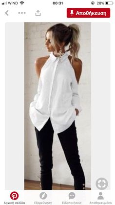 Sewing Clothes Diy Clothes Clothes For Women White Blouses Diy Fashion Fashion Dresses Shirt Refashion Chic Outfits Beautiful Outfits Diy Clothing, Sewing Clothes, Mode Outfits, Casual Outfits, Diy Fashion, Fashion Dresses, Luna Fashion, Old Shirts, Diy Shirt