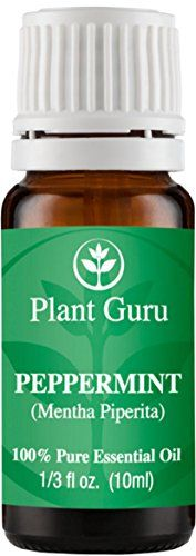 Peppermint Essential Oil 10 ml 100 Pure Undiluted Therapeutic Grade -- Find out more about the great product at the image link.