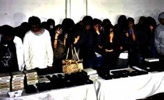Bangladesh arrest 37 China, Taiwan nationals. The foreigners were paraded before local media along with seized telecoms equipment late on Sunday.  #DunyaNews #Crime #Bangladesh #Taiwannationalsarrest #37Chinesearrest