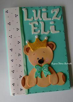 Capa decorada urso Príncipe