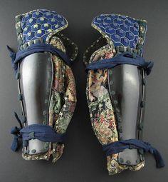 Tsubo Suneate [Lower Leg Armor]