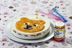Nejkrásnější dort k prvním narozeninám Birthday Candles, Pudding, Food, Cakes, Party, Meal, Eten, Cake, Puddings