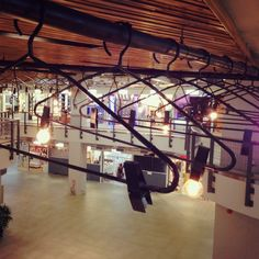 Hanging lamp.#OBA #architecture