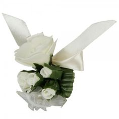 USA Seller Elegant Corsage Wrist Flower White With Wristband For Wedding Bridal Bridesmaid Ceremony Party Decor usongs http://www.amazon.com/dp/B00HNZ4T8O/ref=cm_sw_r_pi_dp_w7aXub0D07B3B