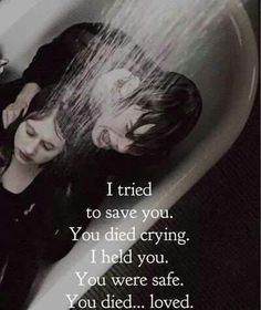 The greatest love story of all time... Tate Langdon and Violet Harmon <3<3 this was real love... an unusual love, but it was real.