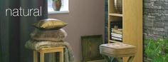 Praxis biedt een assortiment decoratieve woonaccessoires passend bij het thema natural.
