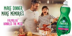 Whether you're cleaning a stove-top or oven-baked dishes, there's a Palmolive® Dishwashing Liquid that's right for you. Palmolive Dish Soap, Dishwashing Liquid, Dishwasher Detergent, Oven Baked, Cleaning, Dishes, Flatware, Home Cleaning, Plates