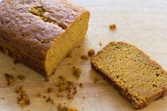 sweet potato bread.  yum!