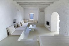 Restoration of a traditional residence in Nisyros by ADarchitects