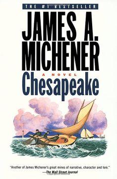 "Author, James A. Michener - ""Chesapeake"" -  A Novel"