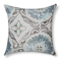 *actual* Living Room Throw Pillows Threshold
